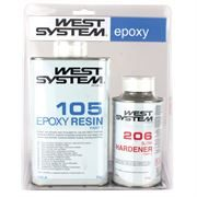 West System 105-206 Slow Curing Epoxy