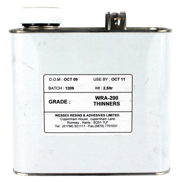 WRA System 200 Thinners