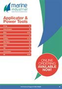 Applicator & Powertools