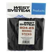 West System Reusable Plastic Mixing Sticks