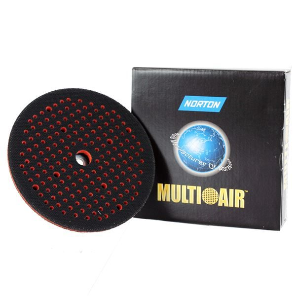 Norton Multi-Air Backing Pad