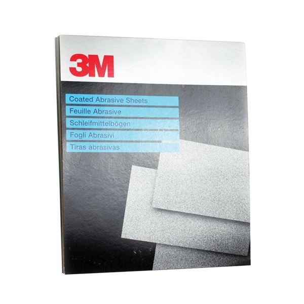 3M 734 Wet or Dry Sheets