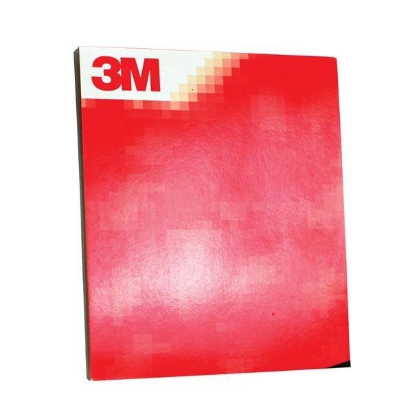 3M 734 Wet or Dry Sheets Pack of 50